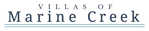 Villas of Marine Creek Logo